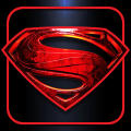 Man of Steel iPad Front Cover