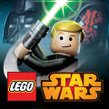LEGO Star Wars: The Complete Saga iPad Front Cover