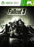 Fallout 3: The Pitt Xbox 360 Front Cover
