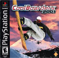 Cool Boarders 2001 PlayStation Front Cover Also a manual