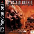 Martian Gothic: Unification PlayStation Front Cover