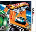 Hot Wheels: World's Best Driver Nintendo 3DS Front Cover