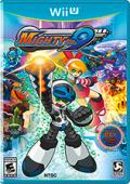 Mighty No. 9 Wii U Front Cover