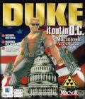 Duke it out in D.C. Macintosh Front Cover