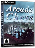 Arcade Chess Windows Front Cover