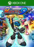 Mighty No. 9 Xbox One Front Cover
