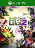 Plants vs. Zombies: GW2 Xbox One Front Cover