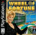 Wheel of Fortune PlayStation Front Cover