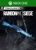 Tom Clancy's Rainbow Six: Siege - Cobalt Weapon Skin Xbox One Front Cover 1st version