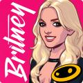Britney Spears: American Dream Android Front Cover first version