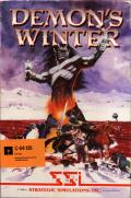 Demon's Winter Commodore 64 Front Cover