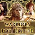 Warriors of the Lost Empire PSP Front Cover