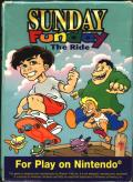 Sunday Funday: The Ride NES Front Cover