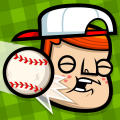 Baseball Riot iPad Front Cover