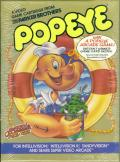 Popeye Intellivision Front Cover