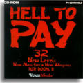 Hell to Pay DOS Front Cover