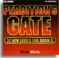 Perdition's Gate DOS Front Cover