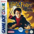 Harry Potter and the Chamber of Secrets Game Boy Color Front Cover