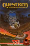 Questron Commodore 64 Front Cover