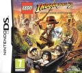 LEGO Indiana Jones 2: The Adventure Continues Nintendo DS Front Cover