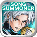 Song Summoner: The Unsung Heroes - Encore iPhone Front Cover