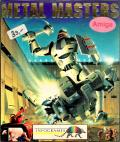 Metal Masters Amiga Front Cover