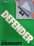 Defender Commodore 64 Front Cover