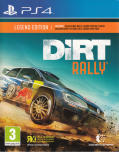 DiRT: Rally (Legend Edition) PlayStation 4 Front Cover Box
