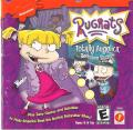Rugrats Totally Angelica Boredom Buster Windows Front Cover Also a manual