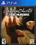 Agatha Christie: The ABC Murders PlayStation 4 Front Cover