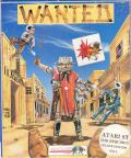 Wanted Atari ST Front Cover