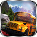 Brake Fail: Bus Driving Game iPad Front Cover