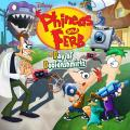 Phineas and Ferb: Day of Doofenshmirtz PS Vita Front Cover