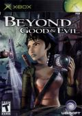 Beyond Good & Evil Xbox Front Cover