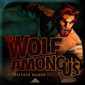 The Wolf Among Us: Episode 3 - A Crooked Mile iPad Front Cover