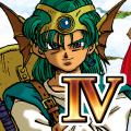 Dragon Quest IV: Chapters of the Chosen iPad Front Cover
