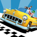 Crazy Taxi: City Rush iPad Front Cover