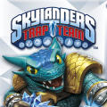 Skylanders: Trap Team - Tidal Wave Gill Grunt (Series 4) iPad Front Cover