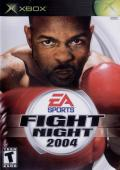 Fight Night 2004 Xbox Front Cover