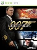 007: Legends Xbox 360 Front Cover