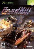 RoadKill Xbox Front Cover