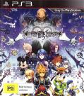 Kingdom Hearts HD II.5 ReMIX PlayStation 3 Front Cover