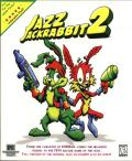 Jazz Jackrabbit 2 Windows Front Cover
