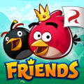 Angry Birds: Friends iPad Front Cover