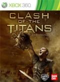 Clash of the Titans: The Videogame Xbox 360 Front Cover