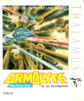 Armalyte: The Final Run Atari ST Front Cover