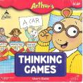 Arthur's Thinking Games Windows Front Cover