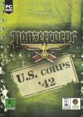 Panzer Corps: U.S. Corps '42 Windows Front Cover