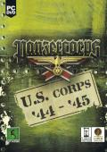 Panzer Corps: U.S. Corps '44 - '45 Windows Front Cover