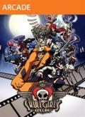 Skullgirls: Big Band Xbox 360 Front Cover